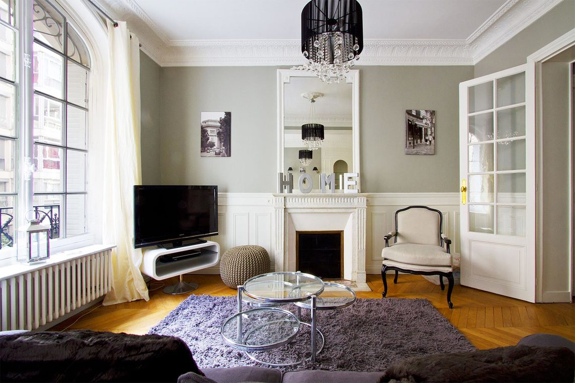 Apartment Paris Boulevard Exelmans 2