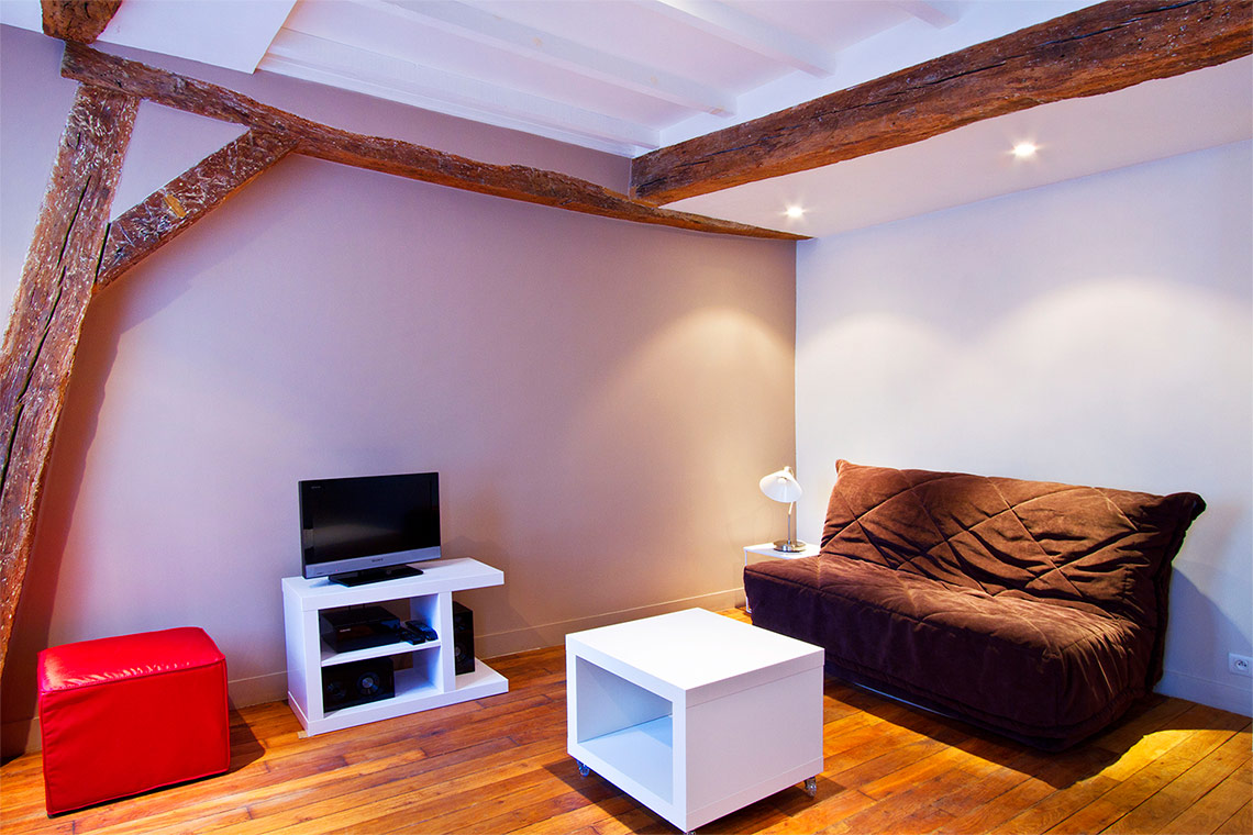 Paris Rue Charlot Apartment for rent