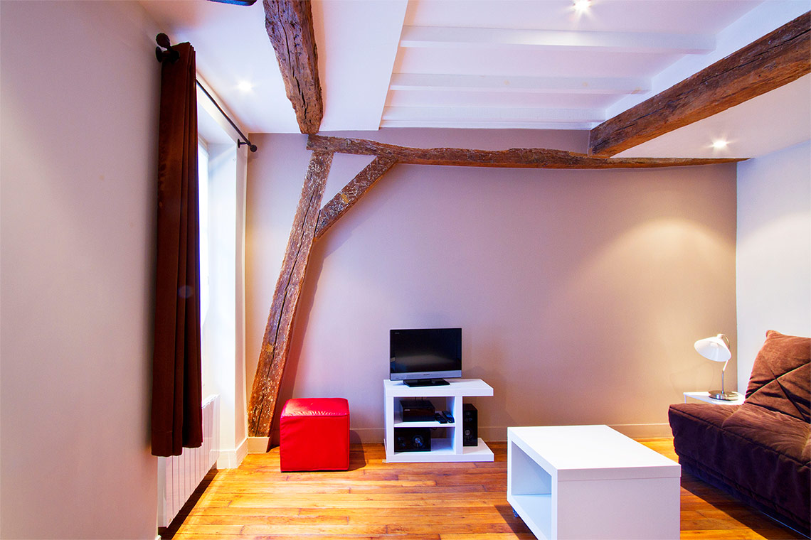 Apartment Paris Rue Charlot 2