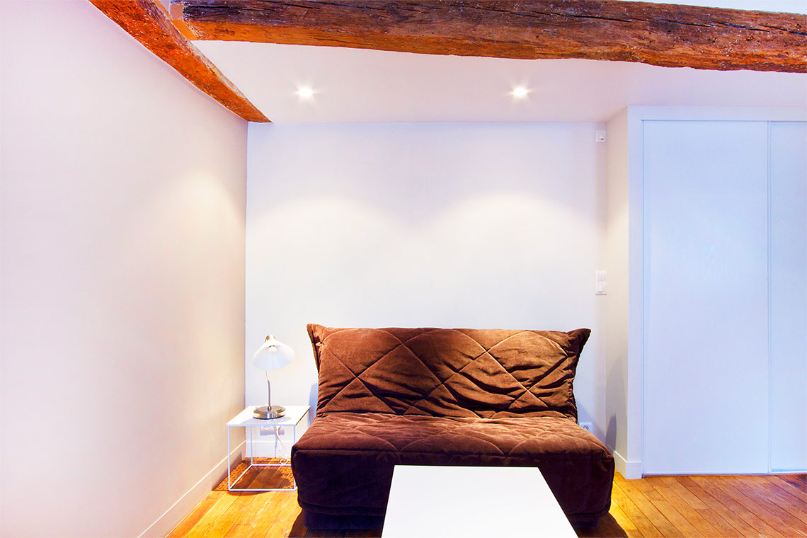 Apartment Paris Rue Charlot 3