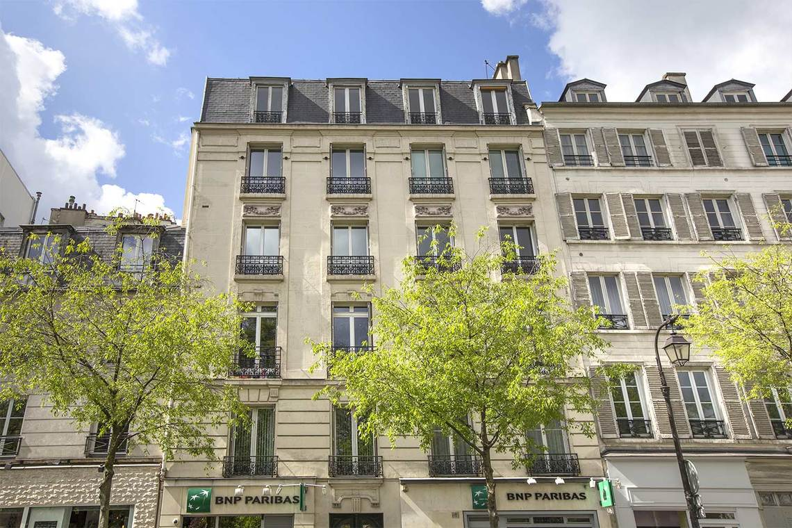 Apartment Paris Rue de Bretagne 14