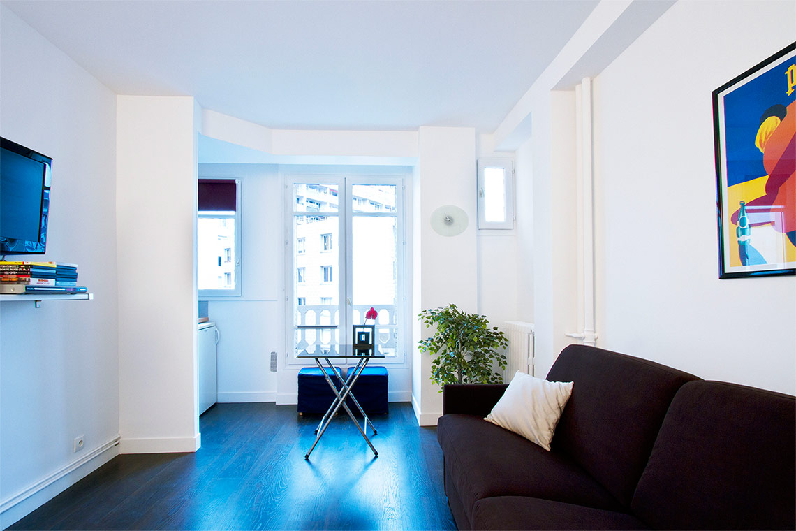 Paris Rue Erard Apartment for rent