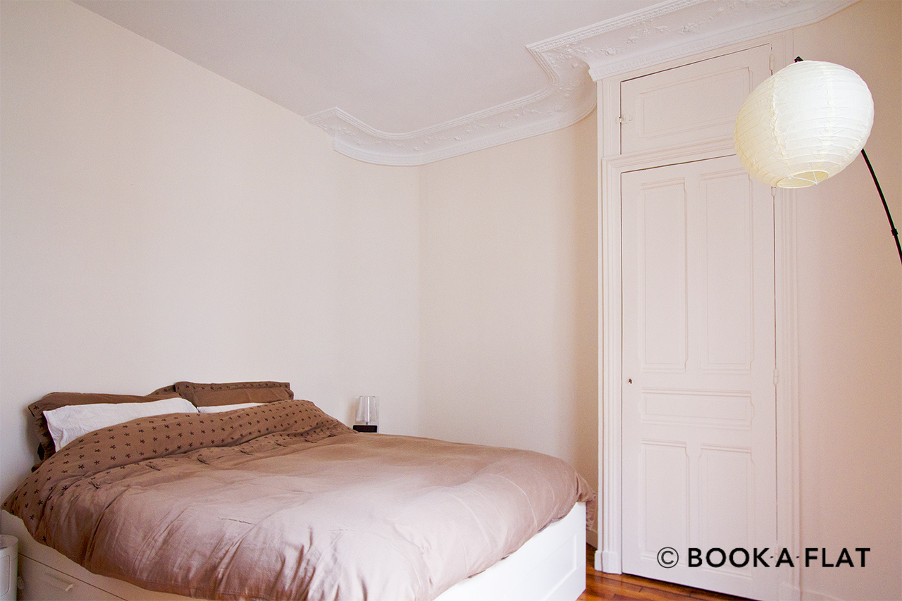 Appartement Paris Rue du Laos 5
