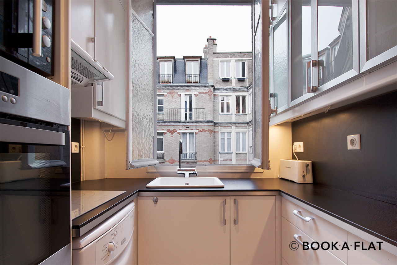 Appartement Paris Rue du Laos 4