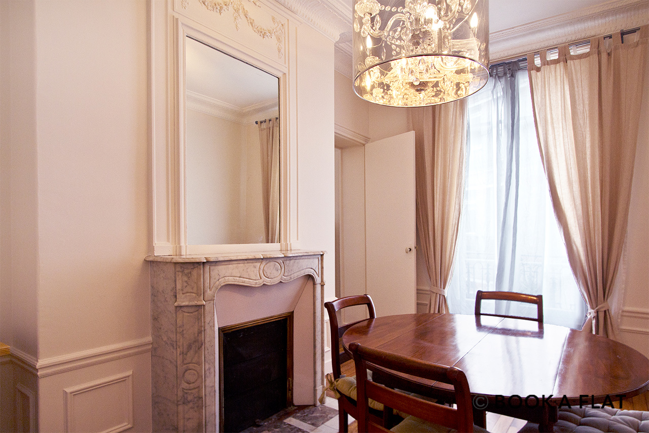 Location Appartement Meublé Rue Du Laos Paris Ref 6266
