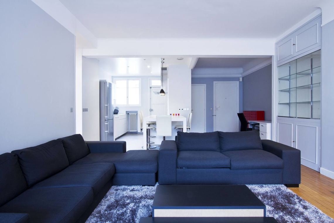Furnished apartment for rent Paris Rue du Conseiller Collignon