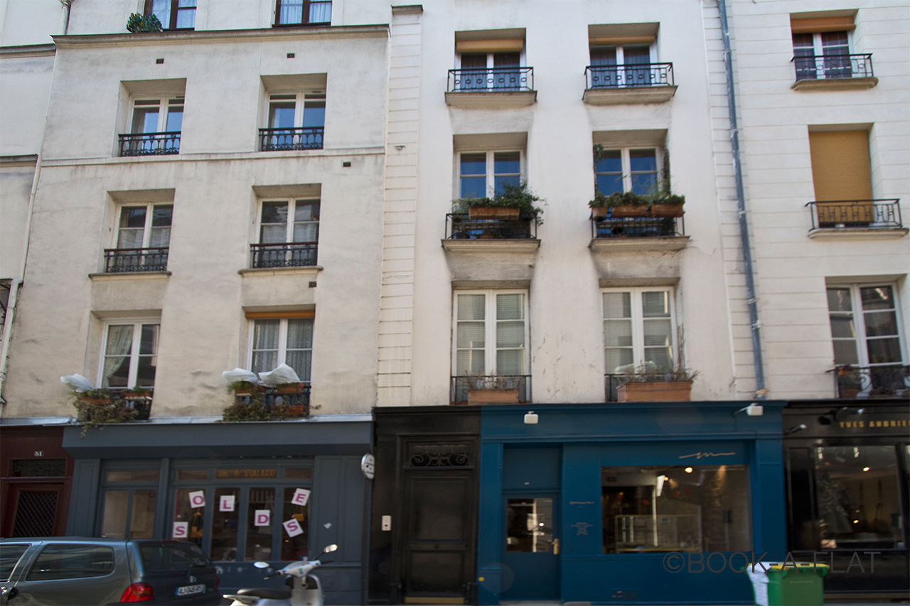 Appartement Paris Rue Charlot 9
