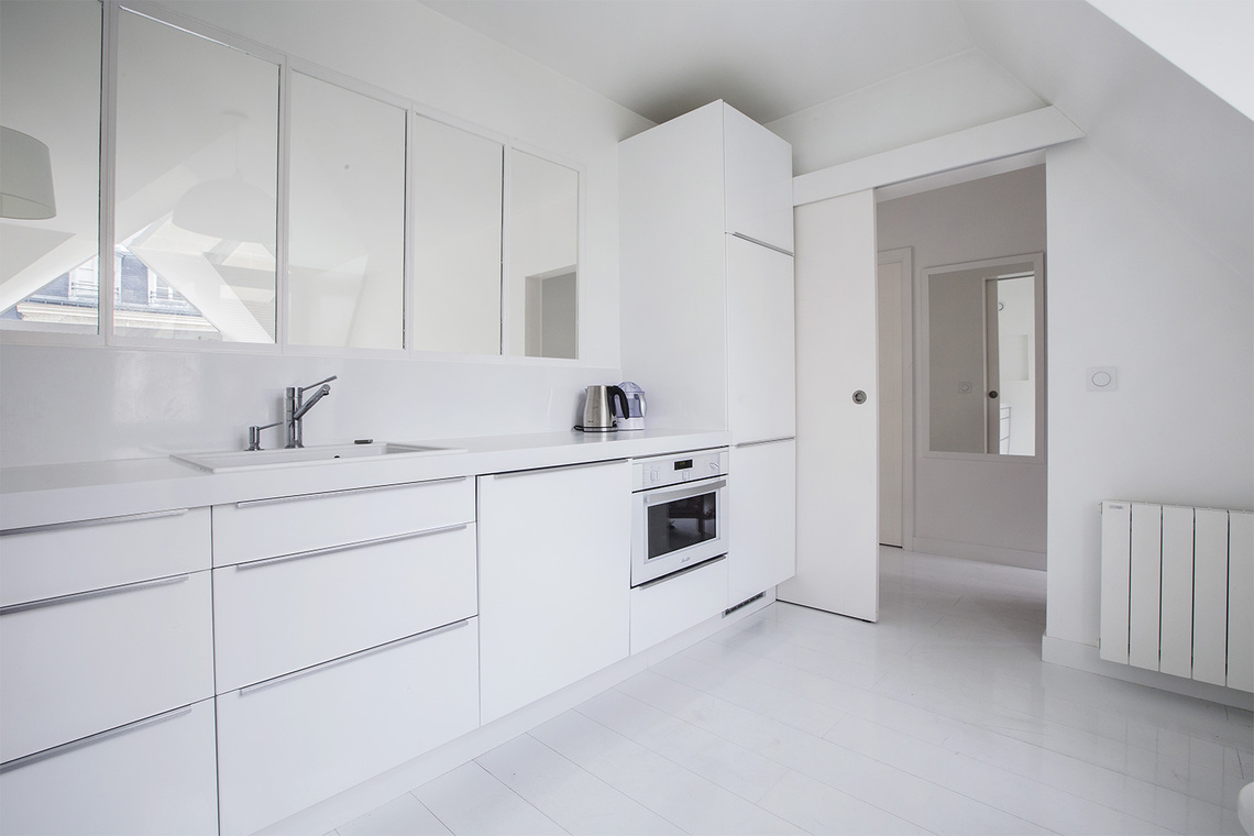 Apartment Paris Rue Villehardouin 6