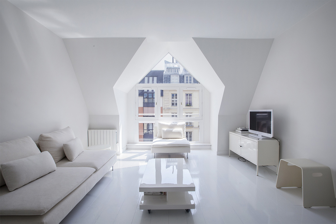 Apartment Paris Rue Villehardouin 3