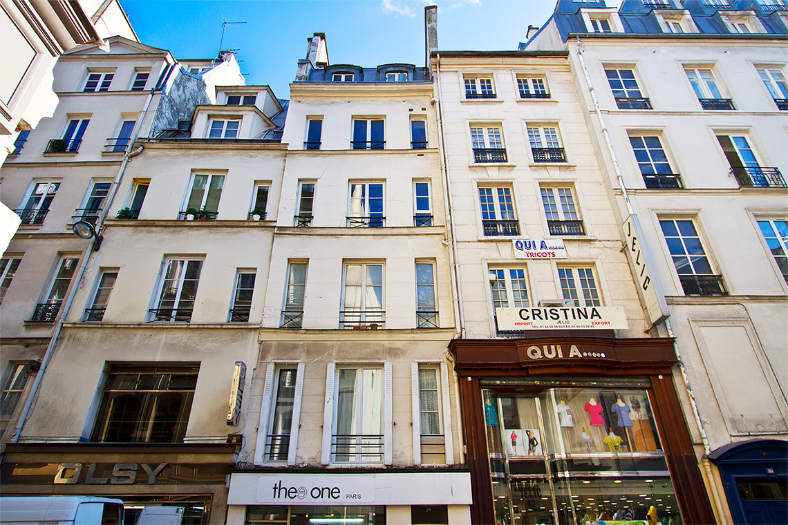 Apartamento Paris Rue d'Aboukir 9