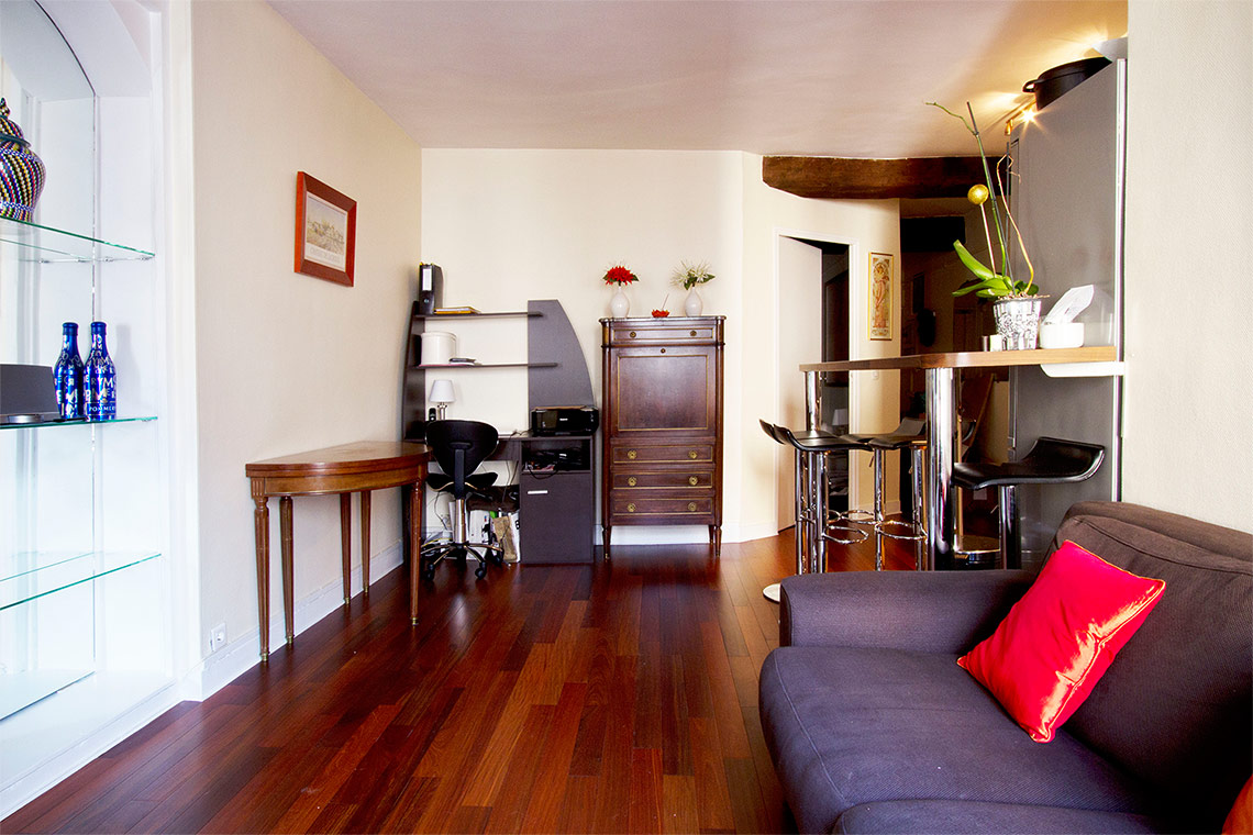 Apartamento Paris Rue d'Aboukir 2