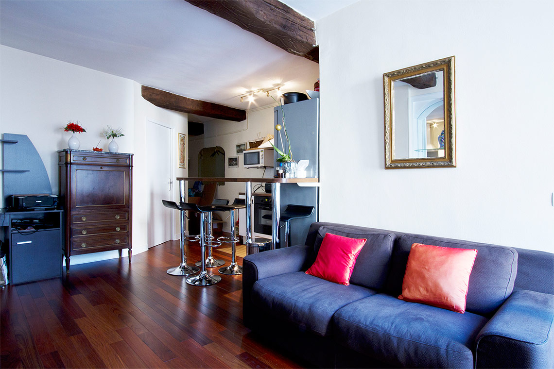 Paris Rue d'Aboukir Apartment for rent