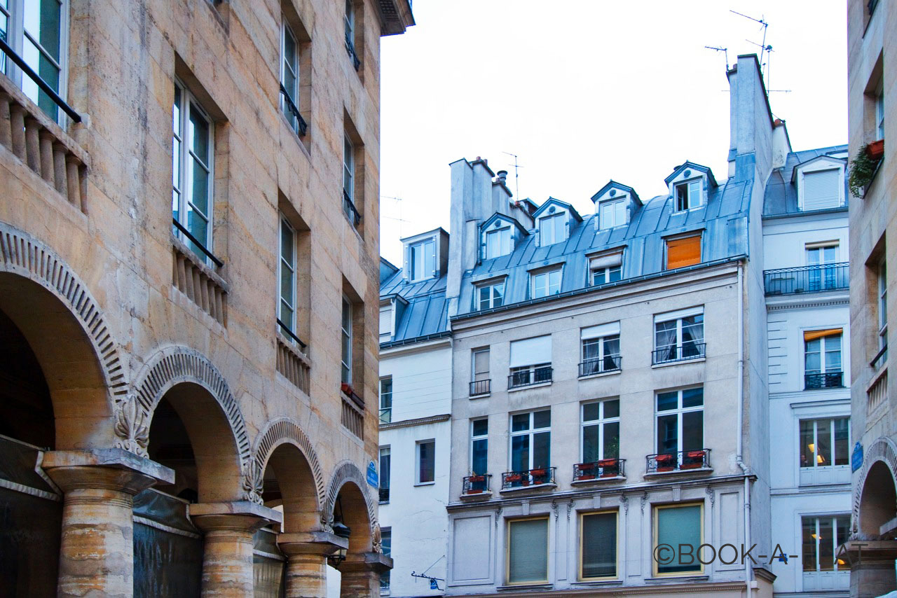 Appartement Paris Rue Feydeau 11