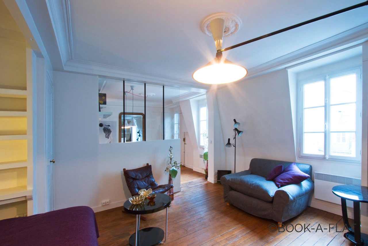 Appartement Paris Rue Feydeau 4
