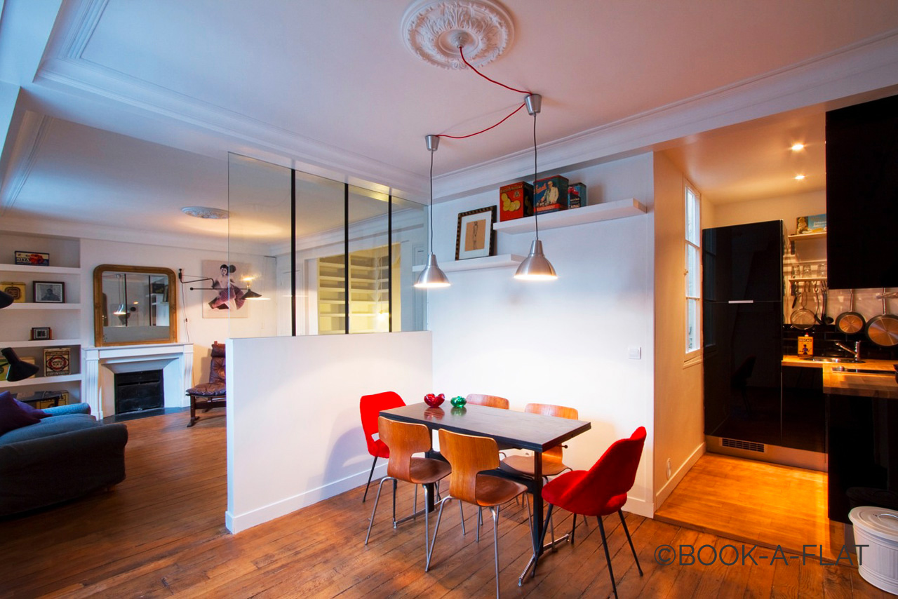 Appartement Paris Rue Feydeau 5