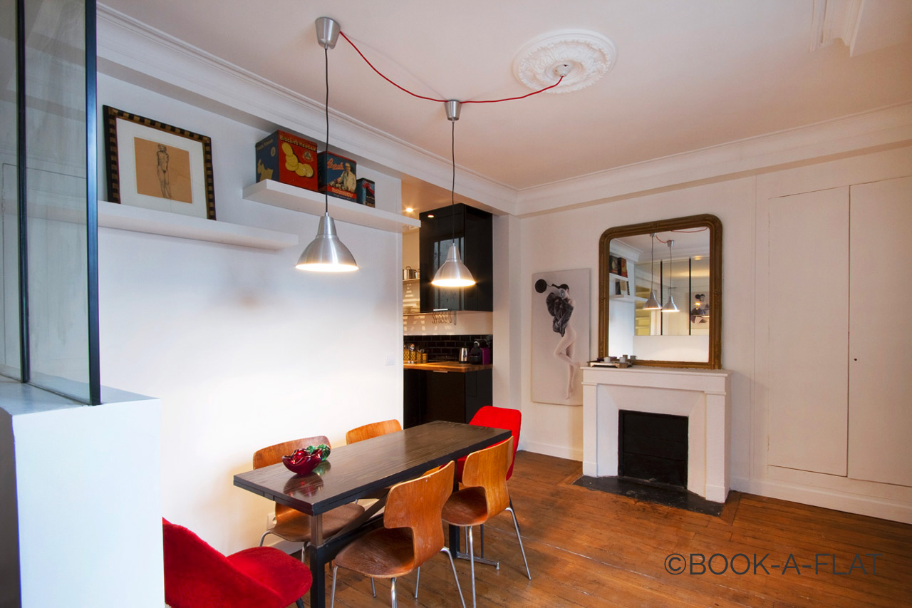 Appartement Paris Rue Feydeau 7