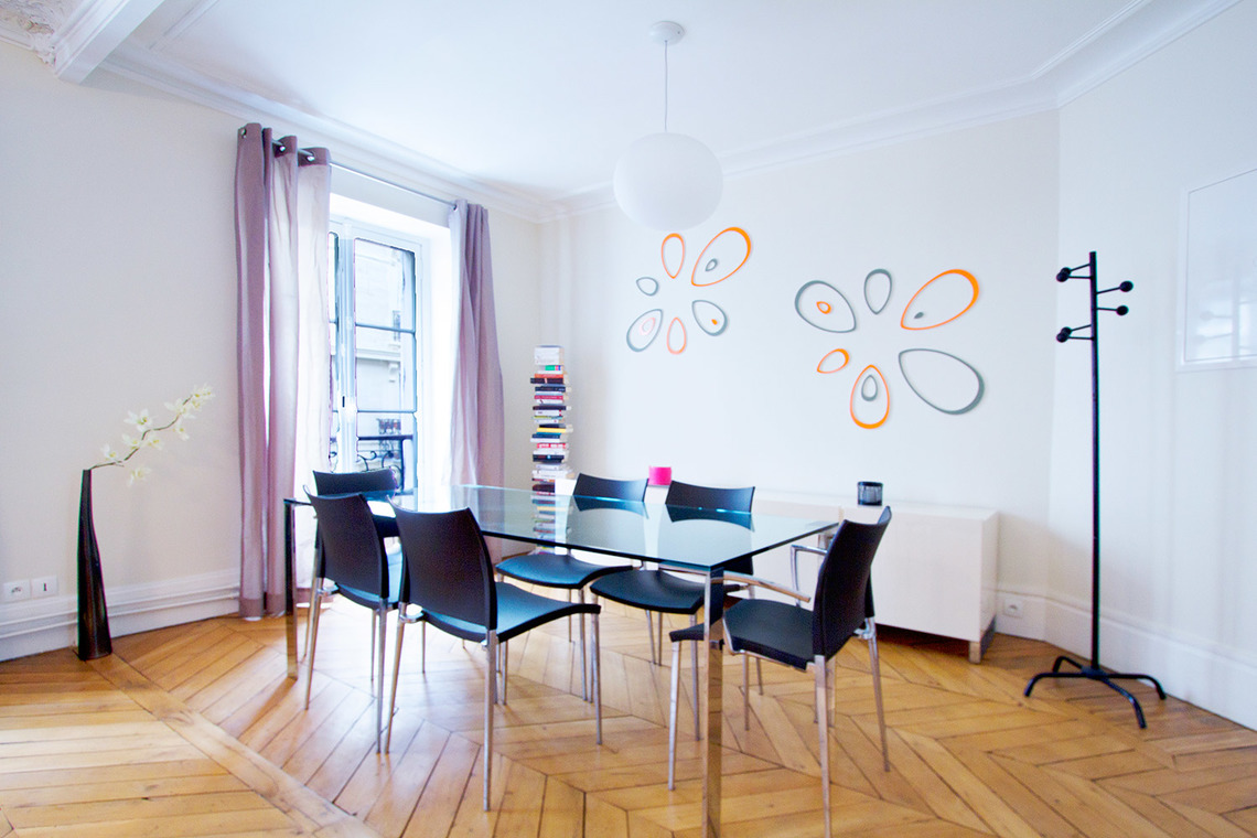 Appartement Paris Rue Rodier 3