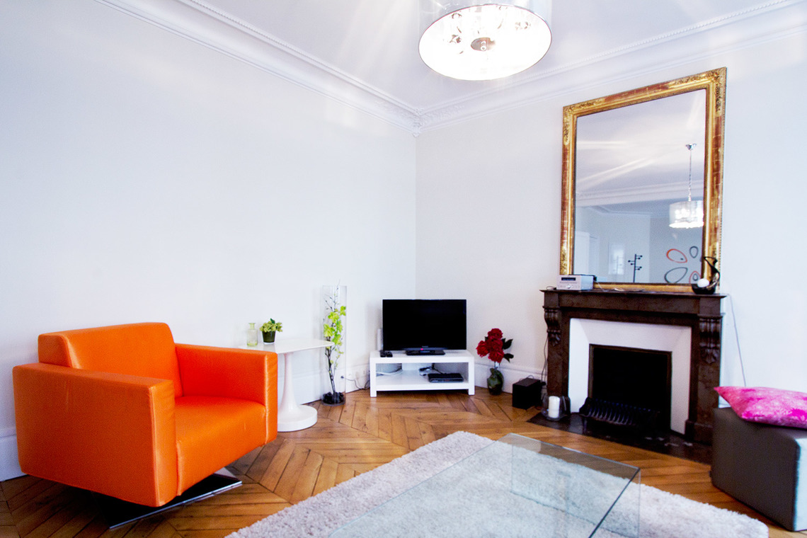 Appartement Paris Rue Rodier 2