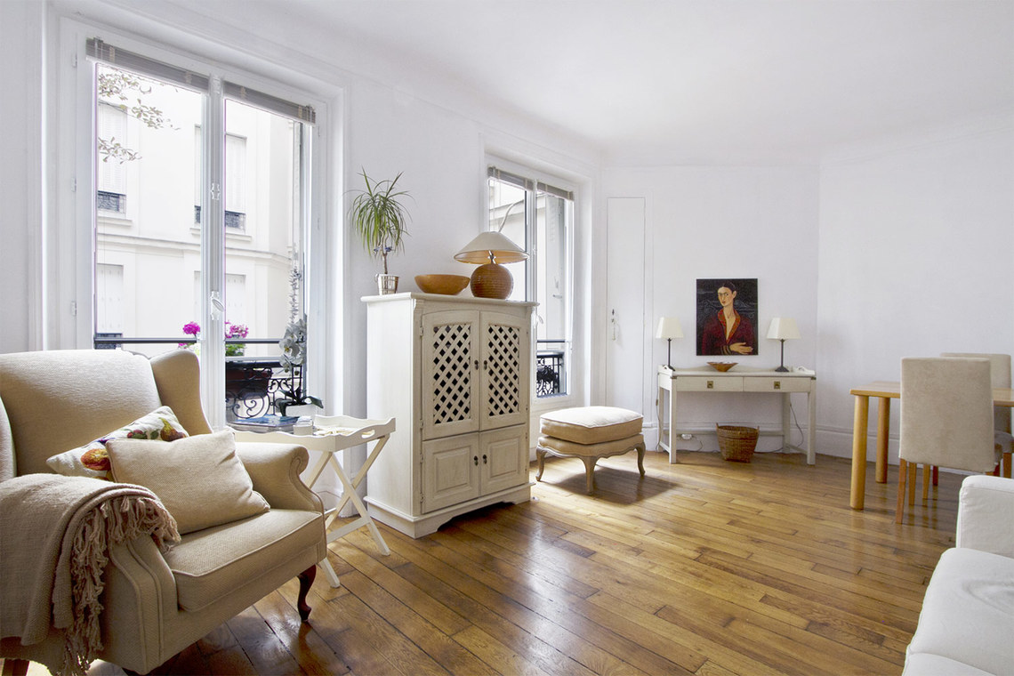 Appartement Paris Rue de la Pompe 4