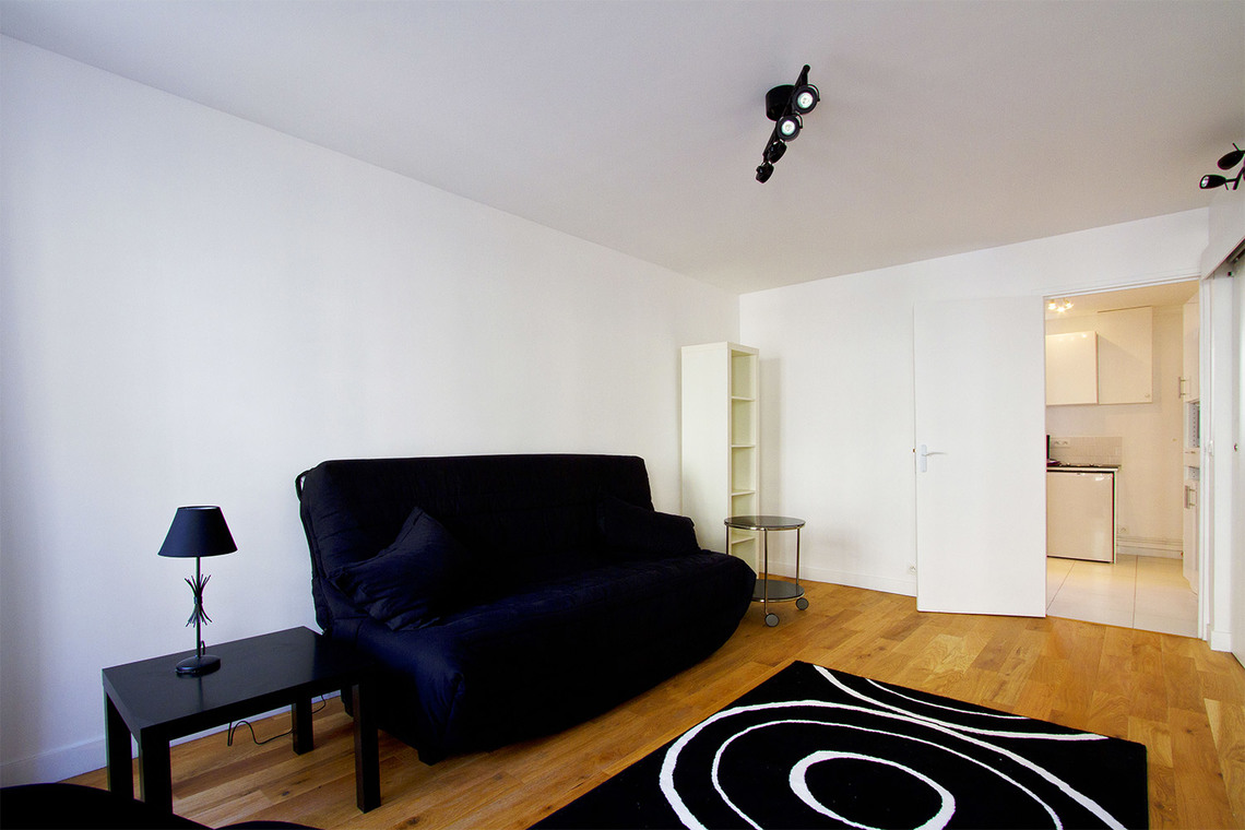 Furnished apartment for rent Paris Rue d'Avron