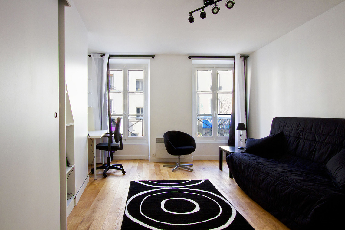 Paris Rue d'Avron Apartment for rent