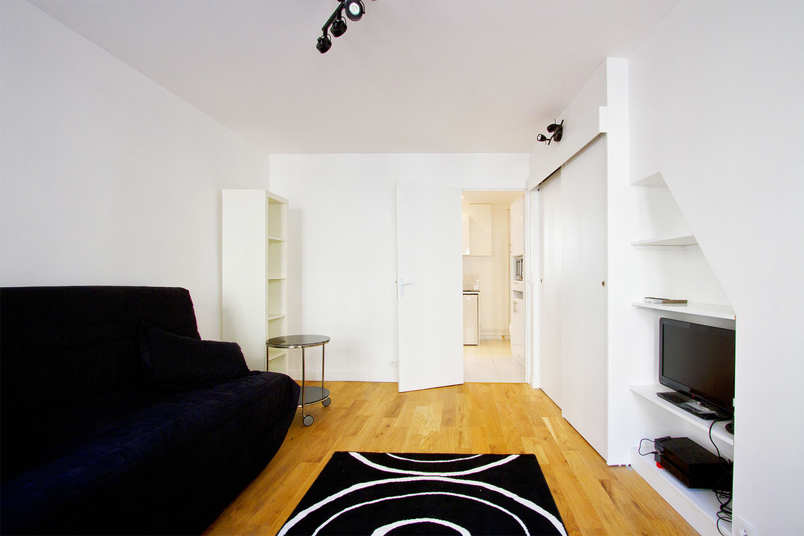 Apartment Paris Rue d'Avron 4