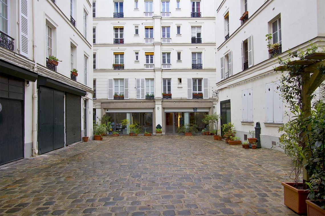 Appartamento Paris Rue Lamartine 9