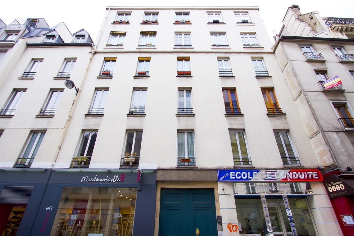 Appartamento Paris Rue Lamartine 10