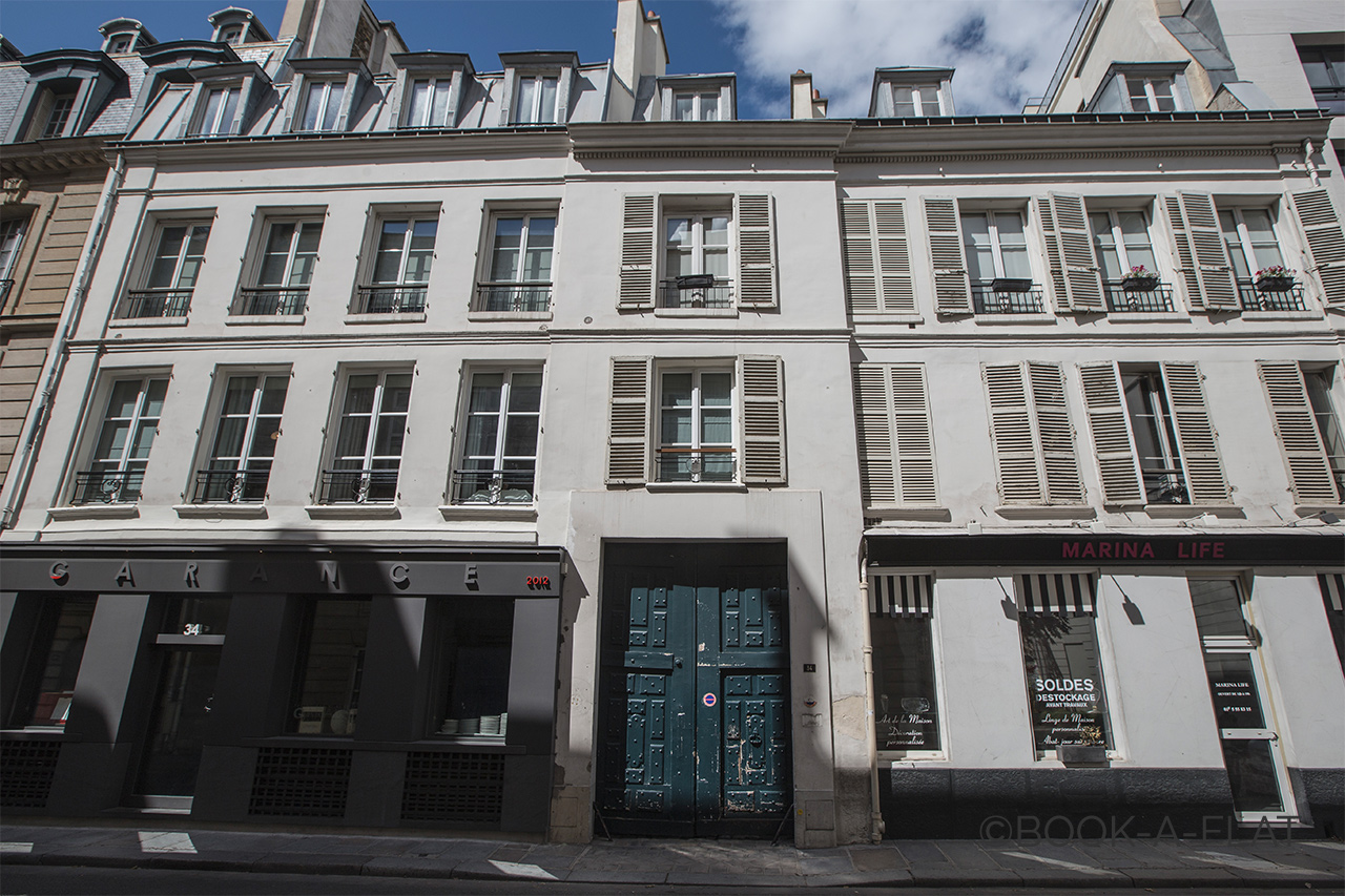 Appartamento Paris Rue Saint Dominique 8