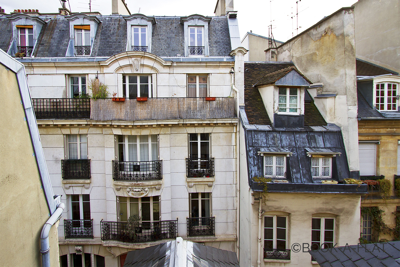 Appartement Paris Rue Quincampoix 8