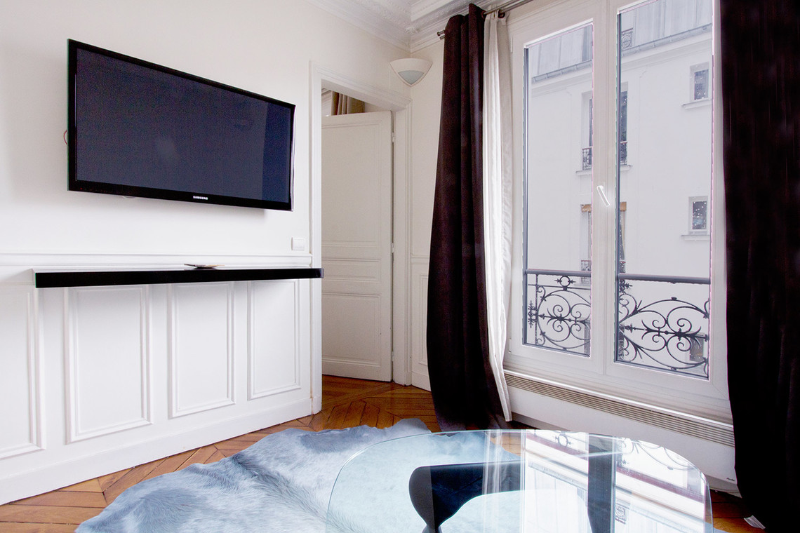 Appartement Paris Boulevard du Montparnasse 4