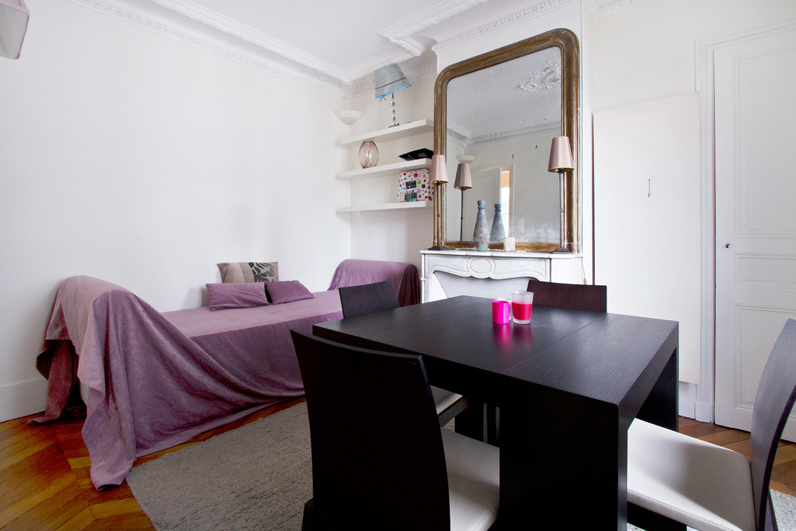 Appartement Paris Boulevard du Montparnasse 2