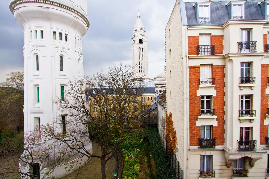 Appartement Paris Rue du Mont Cenis 8