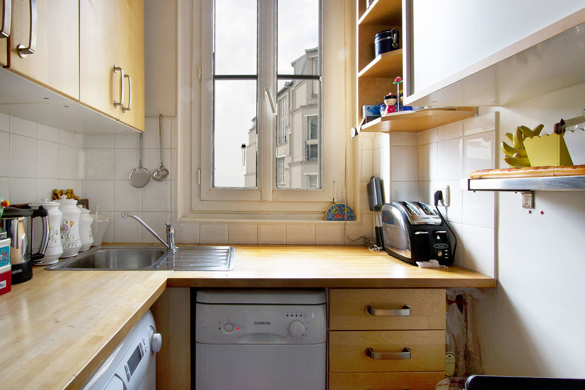 Appartement Paris Rue du Mont Cenis 5