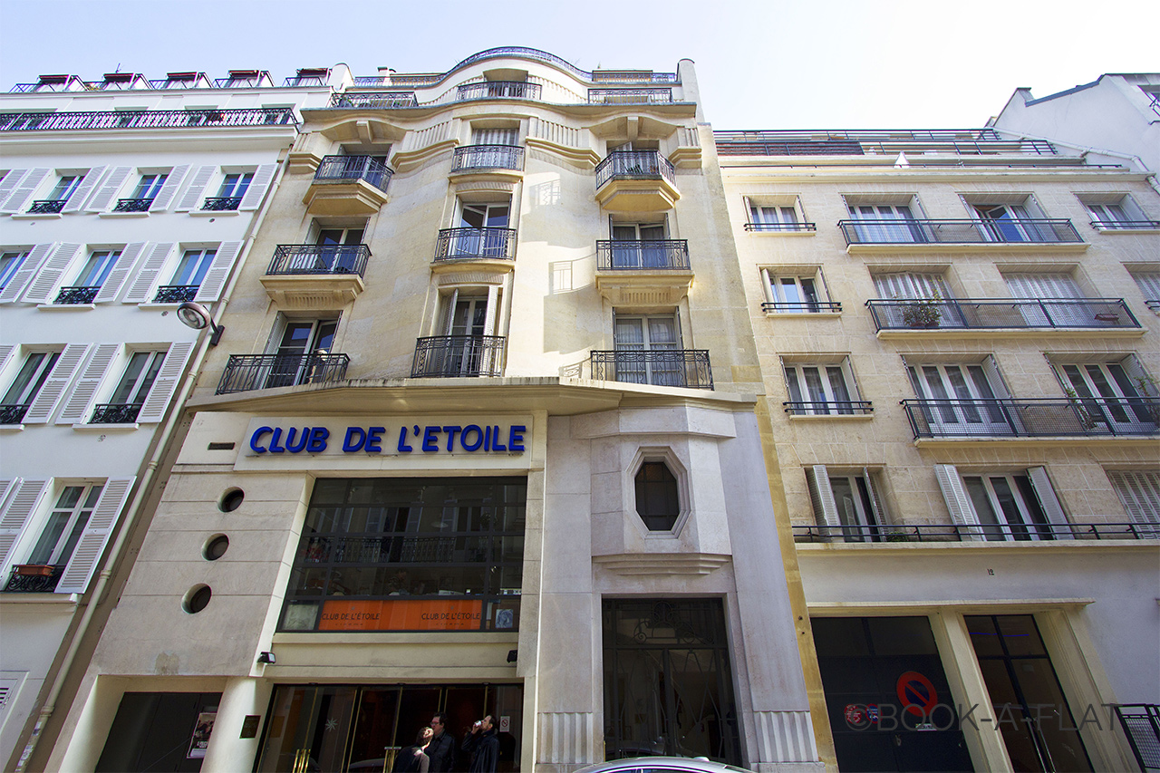 Appartement Paris Rue Troyon 10