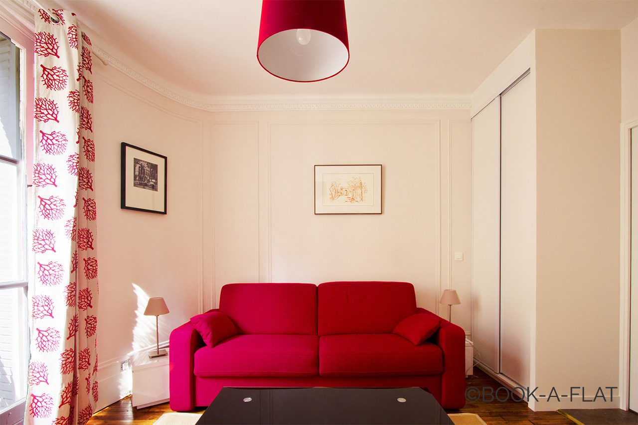 Appartement Paris Rue Troyon 3