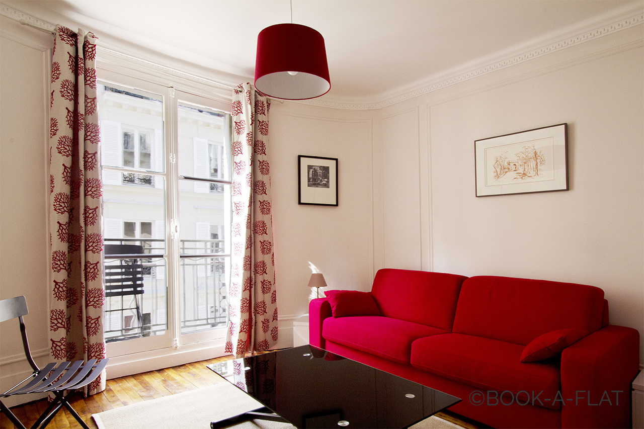 Appartement Paris Rue Troyon 4