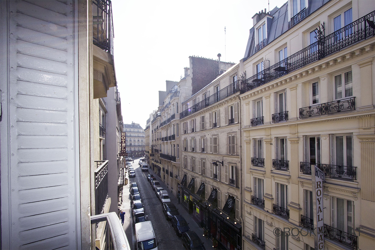 Appartement Paris Rue Troyon 9