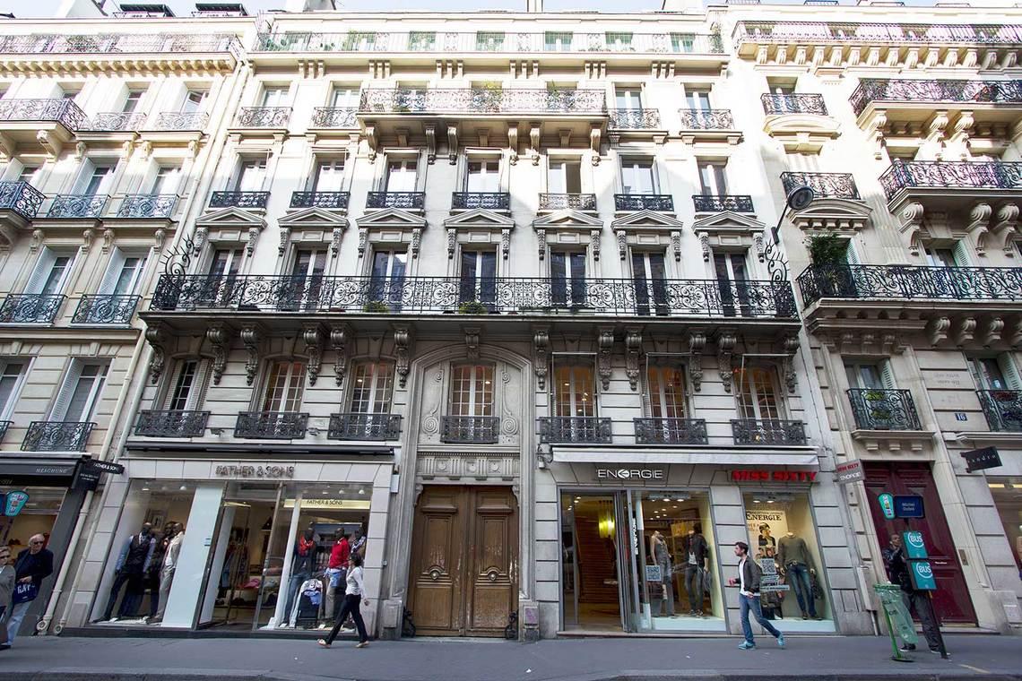 paris vieux historique appartment - photo #42