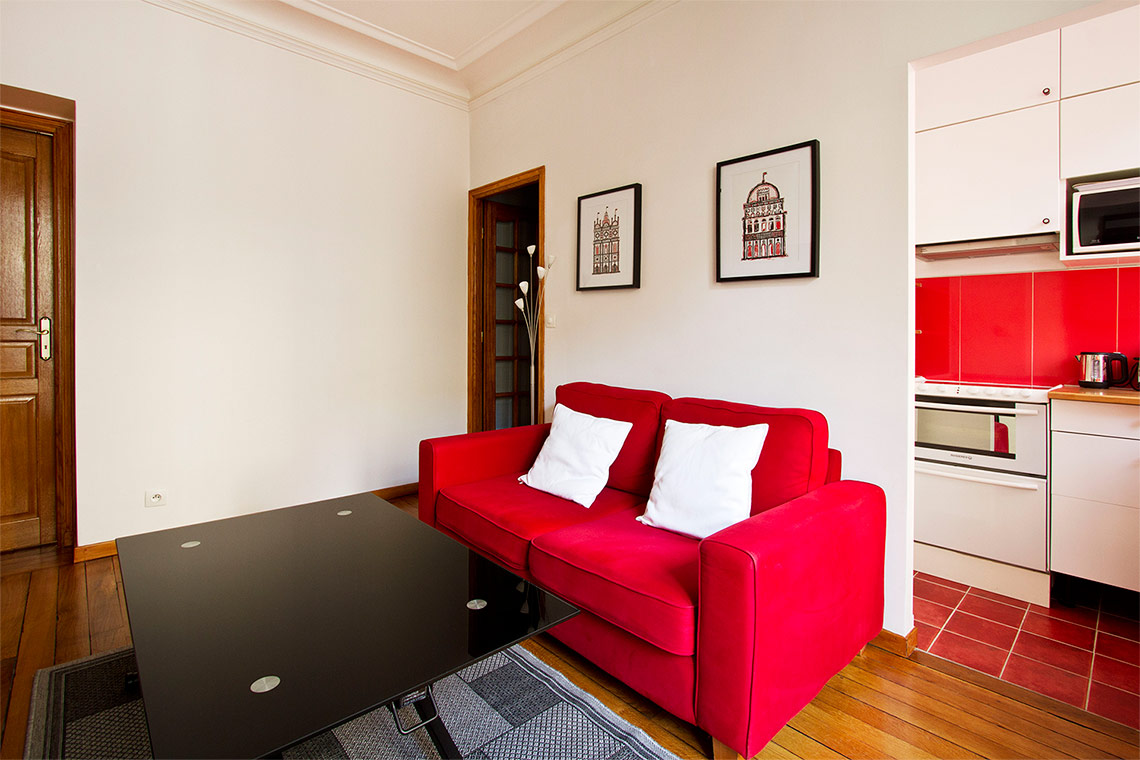 Appartement Paris Rue Lemercier 5