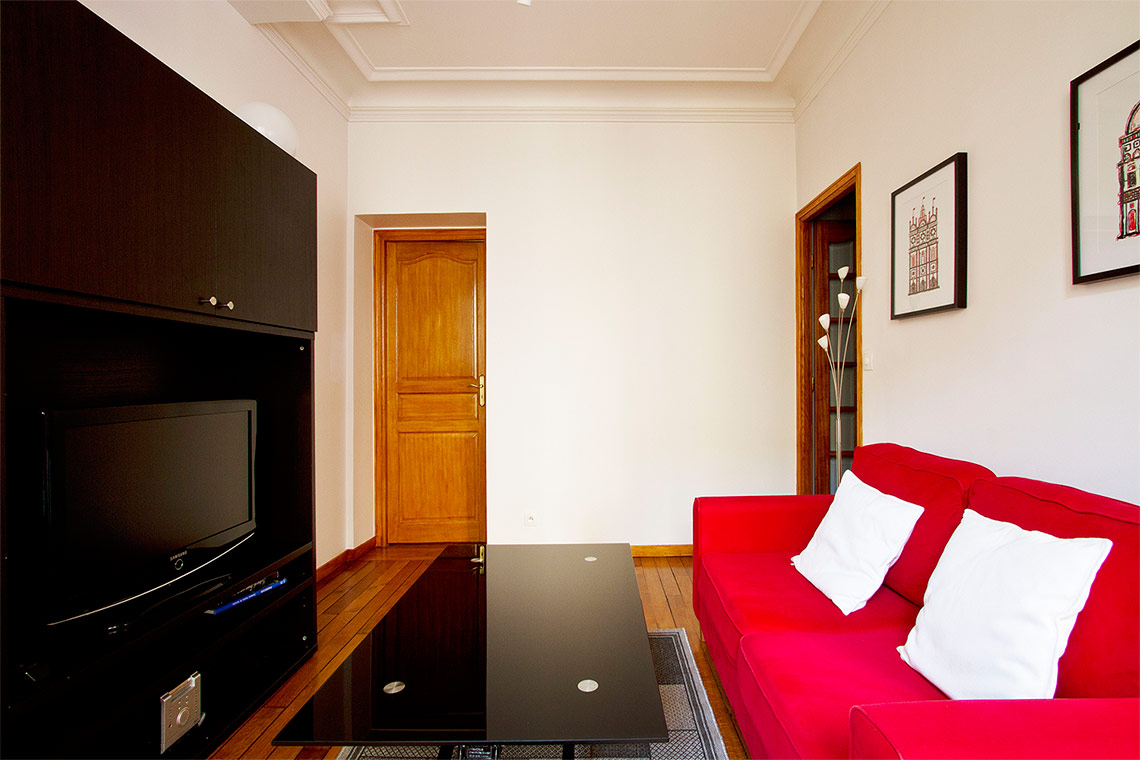 Appartement Paris Rue Lemercier 6