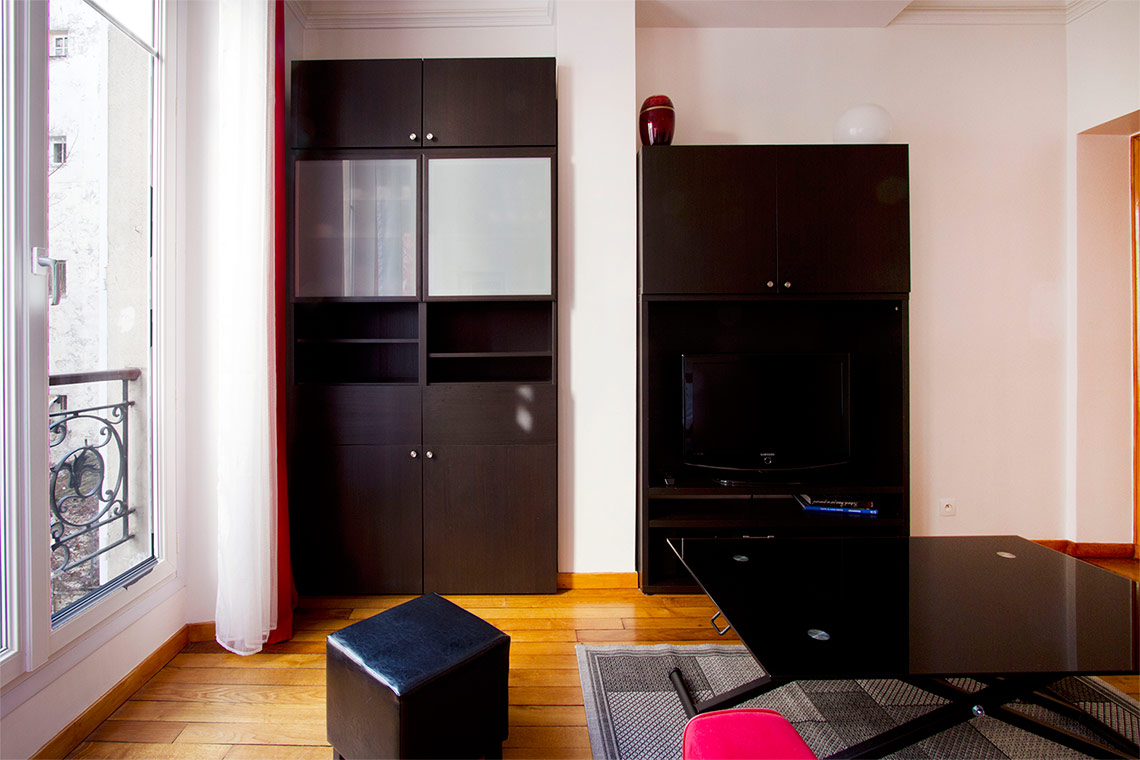 Appartement Paris Rue Lemercier 7
