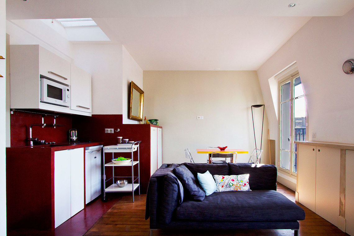 Appartement Paris Rue Royer-Collard 2