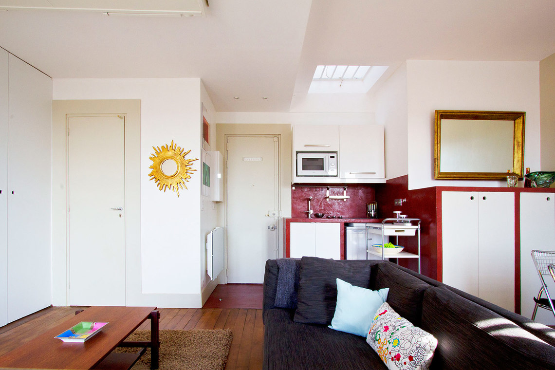 Appartement Paris Rue Royer-Collard 3