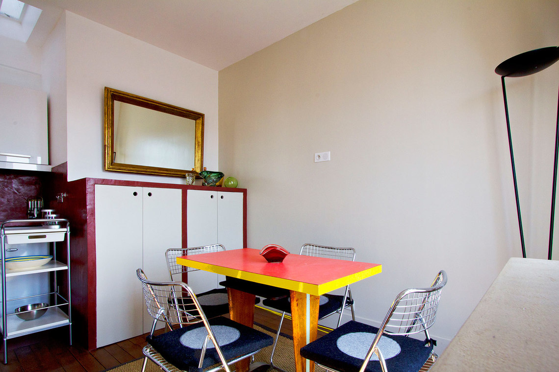 Appartement Paris Rue Royer-Collard 5