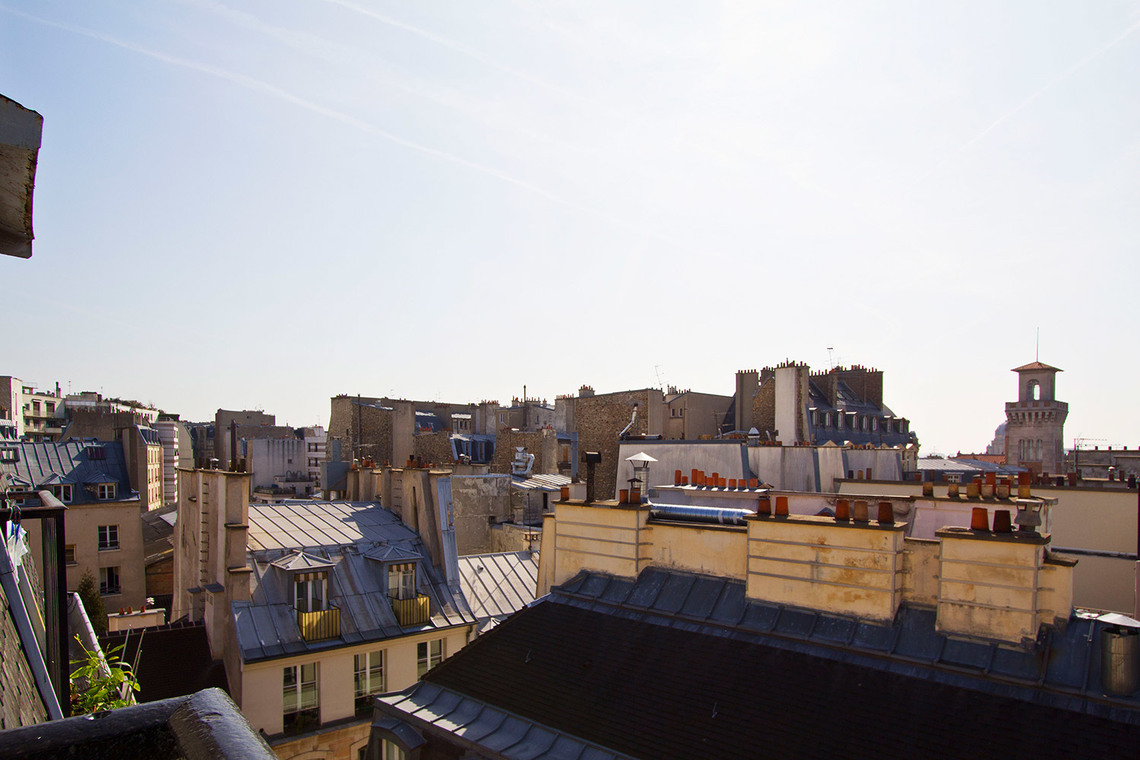 Appartement Paris Rue Royer-Collard 7