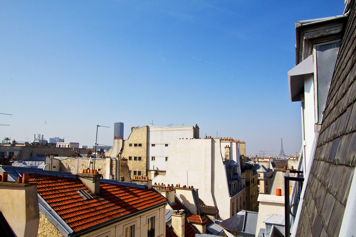 Appartement Paris Rue Royer-Collard 8