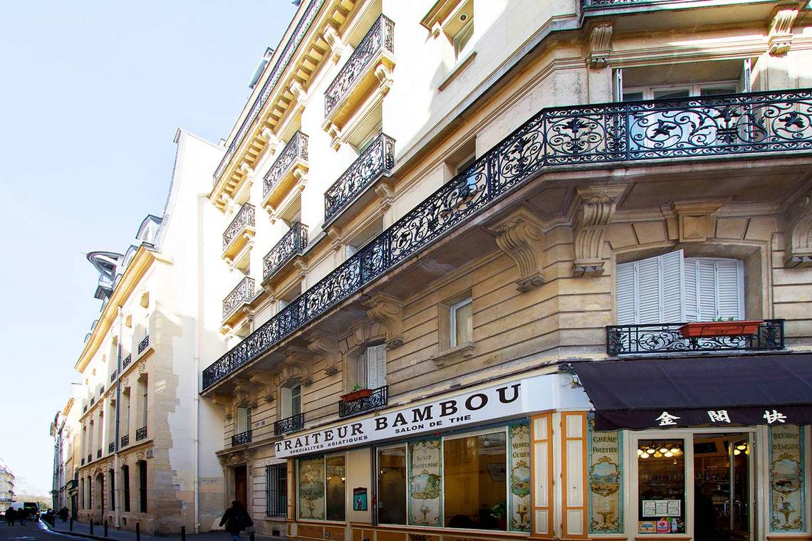 Appartement Paris Rue Royer-Collard 10