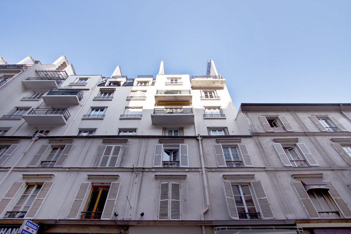 Квартира Paris Rue Jean Mermoz 10