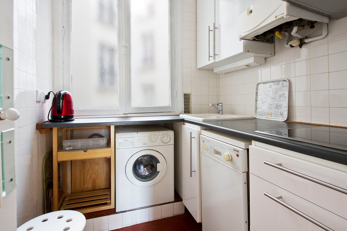 Apartment Paris Rue Bargue 5